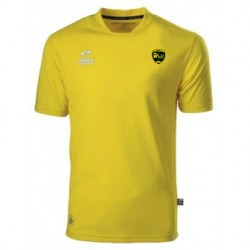 Maillot CHAMPION Jaune + Logo club