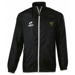 Coupe Vent SIROCCO Noir/Blanc + Logo club